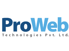 ProWeb Technologies Pvt. Ltd.